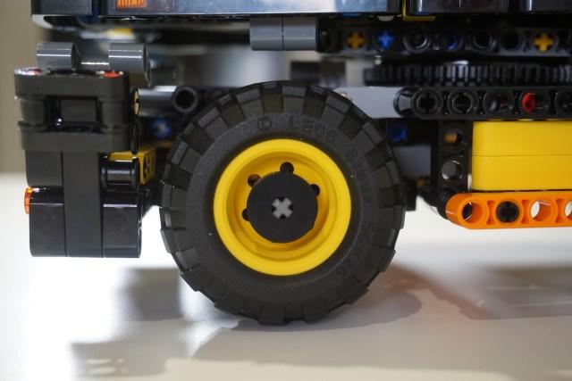 Lego Volvo EW160E Wheel
