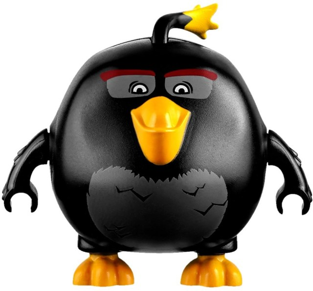 Lego Angry Birds Bomb