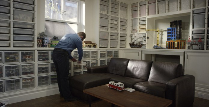Architect's Lego Room