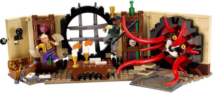 Lego Sanctum Sanctorum