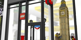 Lego Leicester Square Concept