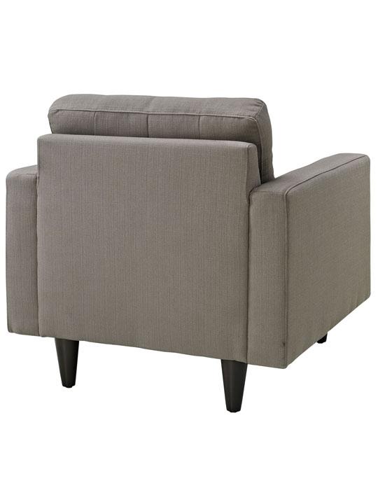 Bedford Armchair Modern Furniture Brickell Collection