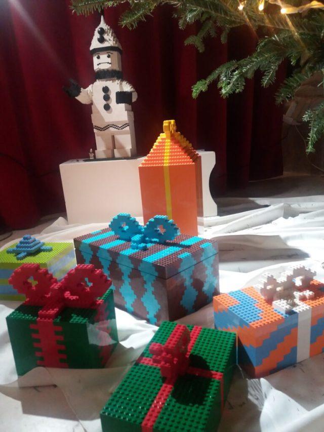 Expo Lego de noel La Baule