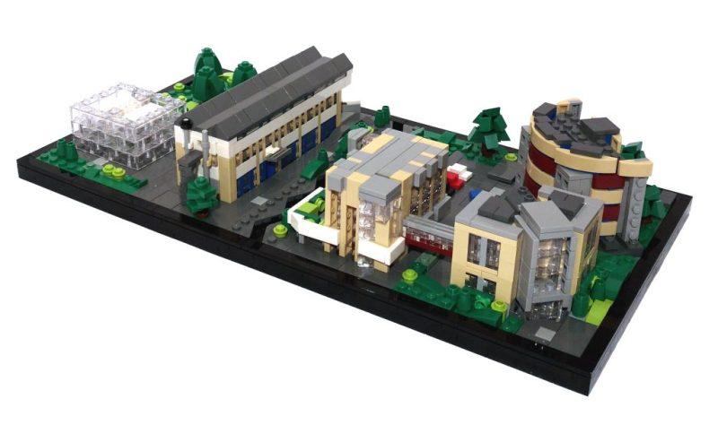 campus Eisti en Lego