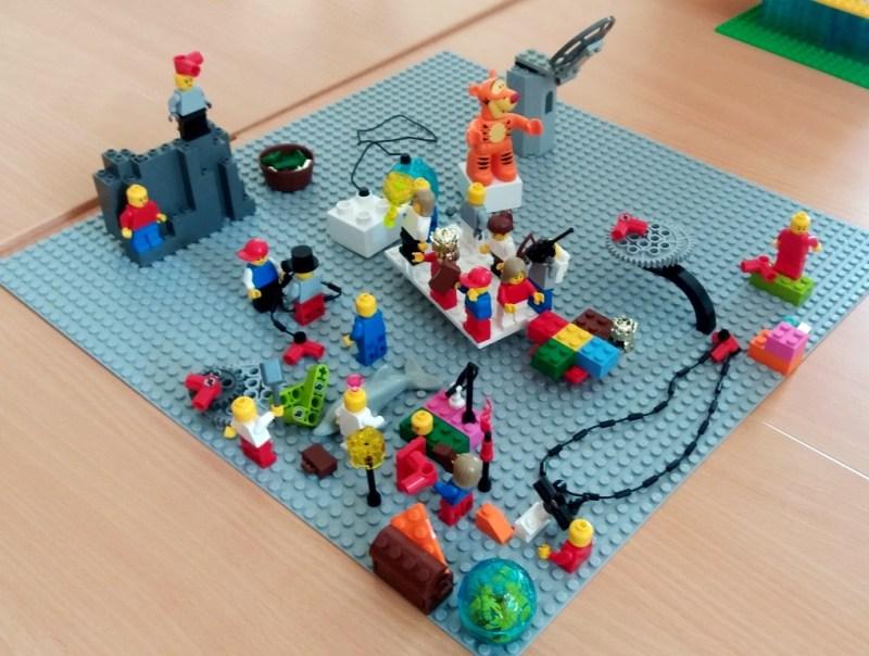Modèle partagé LEGO SERIOUS PLAY