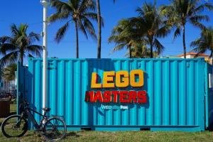 Logo de l'émission Lego-masters