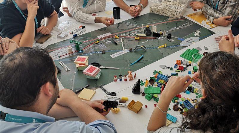 Atelier 3D LEGO