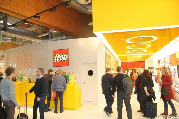 Lego Stand Halle 12