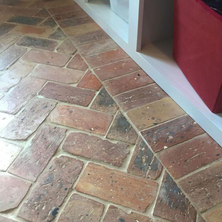 brick flooring tiles thin brick walls