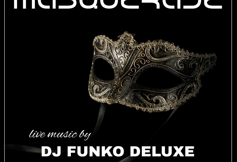 Mask Party Brickhouse 737 2017