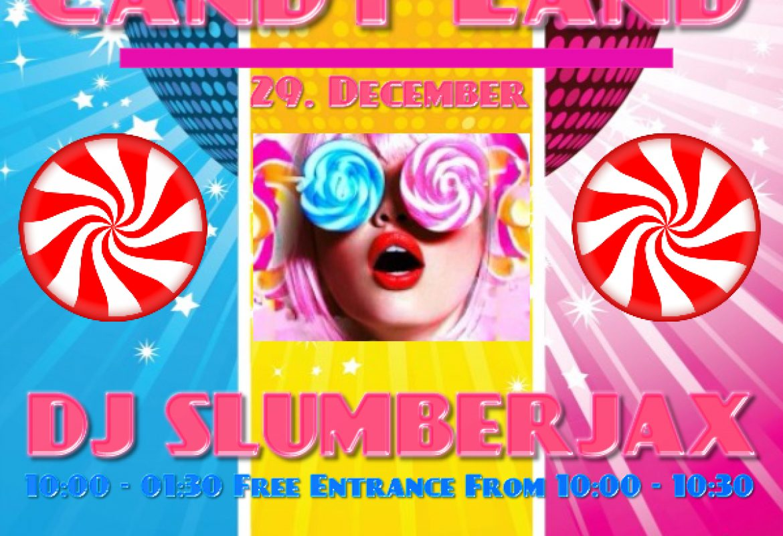 Candyland Club Night Brickhouse 737 2018