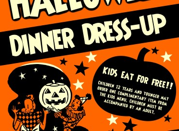 Halloween Dinner dress up Brickhouse737