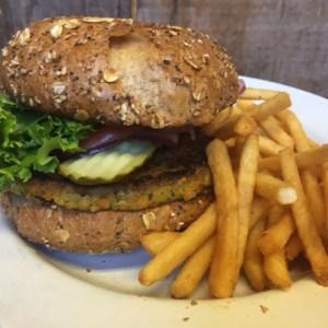 Veggie Burger-best