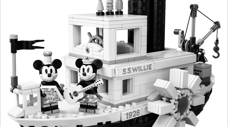 All Aboard Steamboat Willie to Celebrate Mickey Mouse's Birthday!