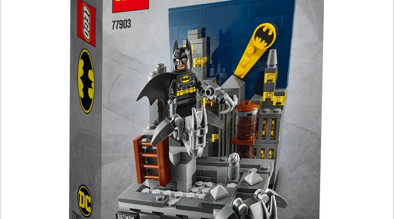 Second San Diego Comic-Con LEGO Exclusive Set Announced: The Dark