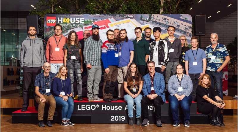 15 of the World's Most Talented LEGO® Builders Exhibit at LEGO House