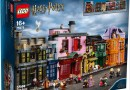 Go 'Through the Bricks' to Get A First Look at The NEW LEGO® Harry Potter® Diagon Alley™ Set