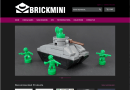 Brick Mini Website Launches!