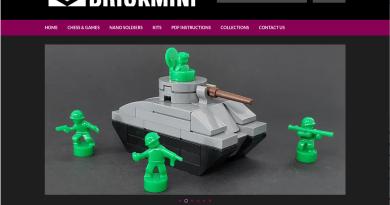 Brick Mini Website Launches!