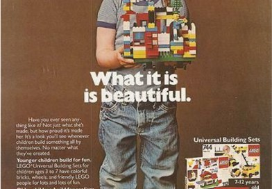Celebrating the Female Leaders of Tomorrow as the LEGO Group Recreates Iconic 1980s Advert