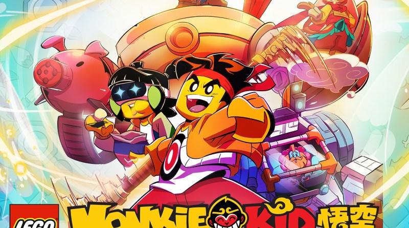 LEGO® Monkie Kid™ Arrives September 9 on Amazon Kids+!