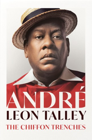 Chiffon Trenches - Andre Leon Talley