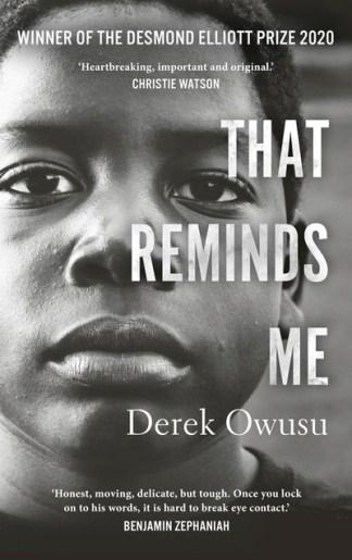That Reminds Me - Derek Owusu