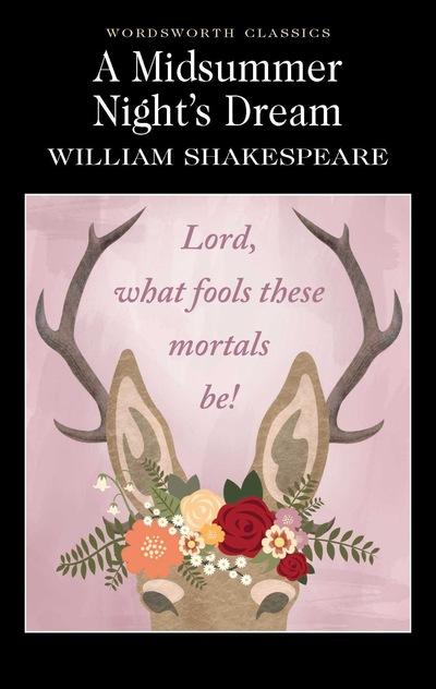 Midsummer Nights Dream - William Shakespeare