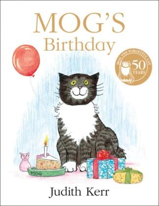Mog's Birthday - Judith Kerr