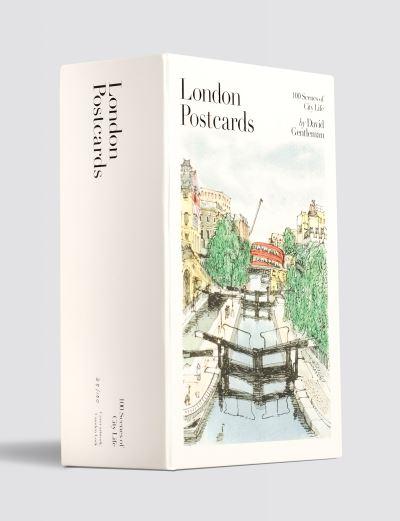 London Postcards - David Gentleman