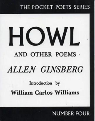 Howl - Allen Ginsberg