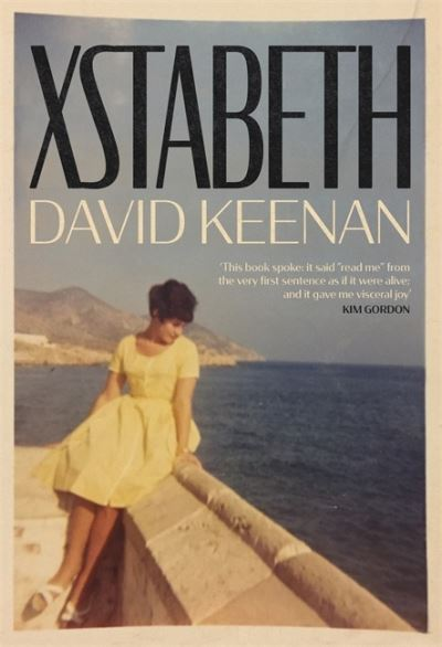 Xstabeth by David Keenan
