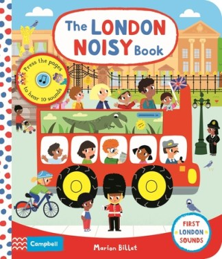 London Noisy Book: A Press-the-page Sound Book -  NA