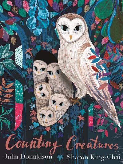 Counting creatures - Julia Donaldson