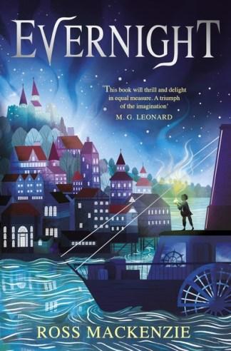 Evernight - Ross MacKenzie