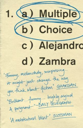 Multiple Choice - Alejandro Zambra
