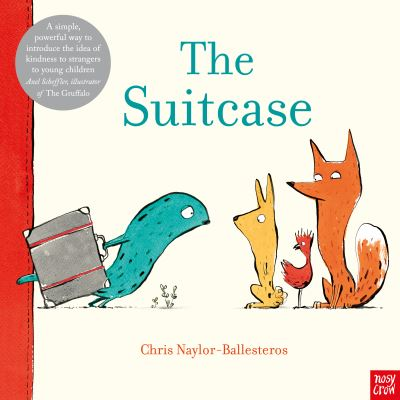 The suitcase - Chris,author,ar Naylor-Ballesteros