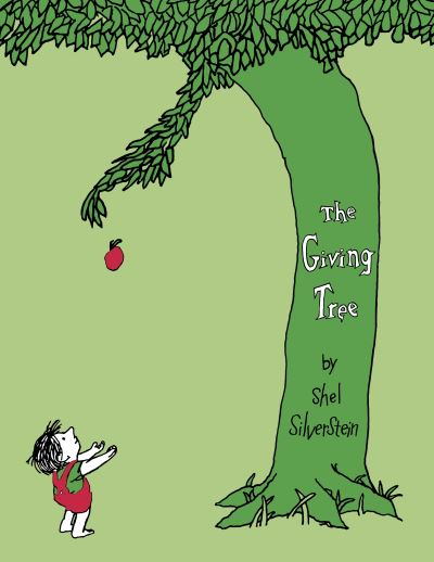 Giving Tree - Shel Silverstein