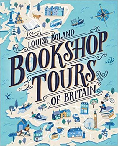 Bookshop tours of Britain - Louise Boland