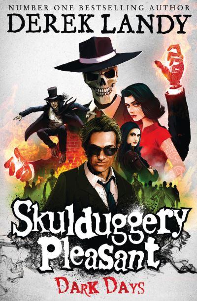 Skulduggery Pleasant Dark Days - Derek Landy