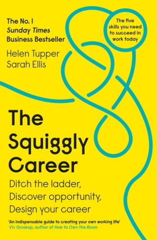 The squiggly career - Helen Tupper