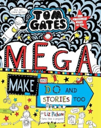 Mega make and do and stories too! - Liz Pichon