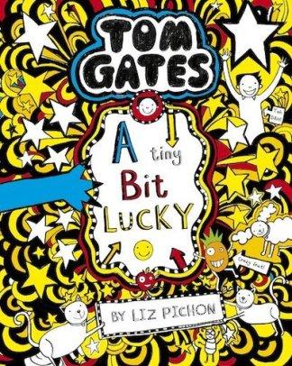 A tiny bit lucky - Liz Pichon