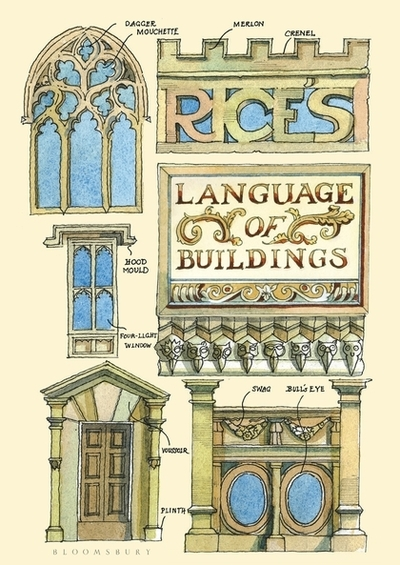 Rice's language of buildings - Matthew Rice
