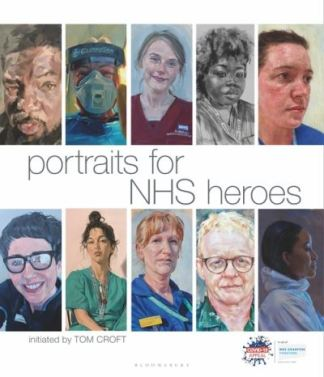 Portraits for NHS heroes - Tom Croft