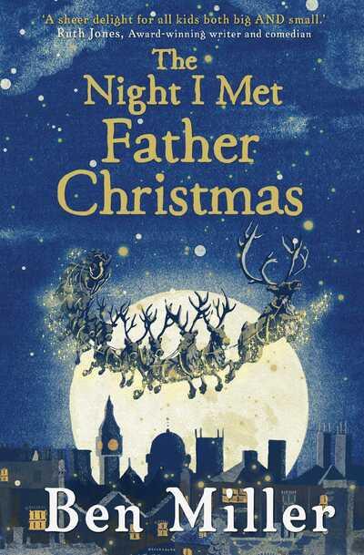 Night I Met Father Christmas - Ben Miller
