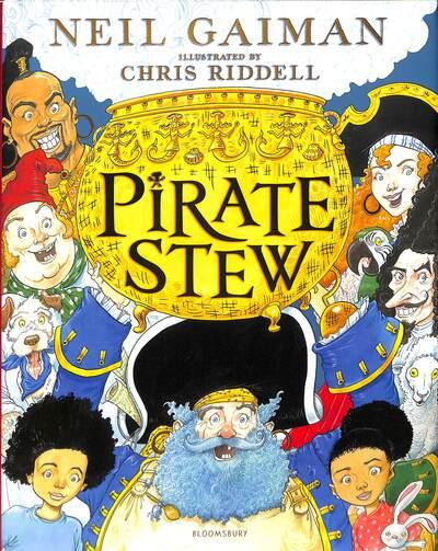 Pirate stew - Neil Gaiman