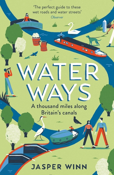 Water ways - Jasper Winn