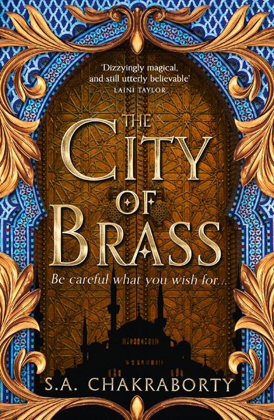 The City of Brass - A. Chakraborty  S.