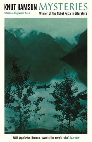 Mysteries - Knut,1859-1952, Hamsun